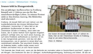 Screenshot freiepresse.de