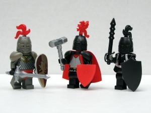 Lego-Ritter