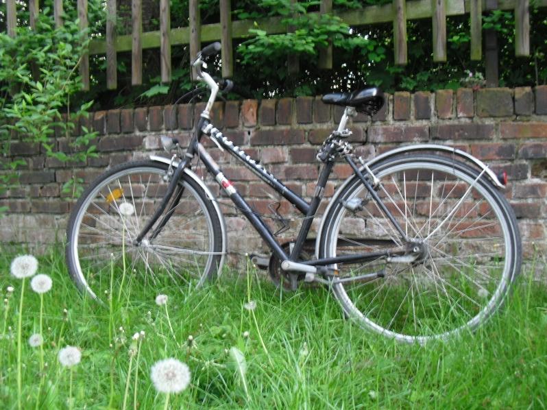 Christophs Fahrrad