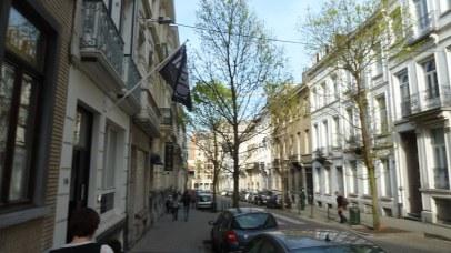 Brüssel - eine schöne Stadt, für die ich gern mehr Zeit gehabt hätte.