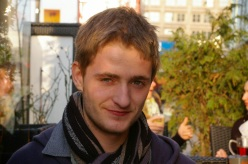 Französischer Journalist Hugo Flotat-Talon, Foto: H.F-T.